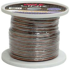 NEW Pyle PSC14100 14 Gauge 100 ft. Spool of High Quality Speaker Zip Wire