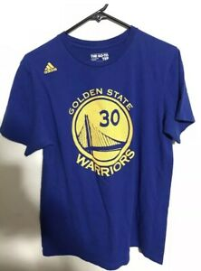 Details about ADIDAS Golden State Warriors Stephen Curry The Go To Tee Size M
