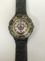 Swatch World Time Watch