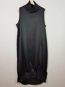 [ SIG ] Womens Black Oversized Dress | Size S or AU 10 / US 6