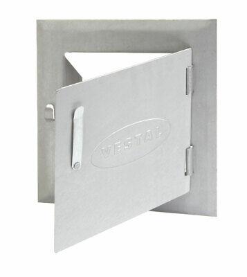 """Dedicated Vestal St-88 Steel Clean Out Door, 8"""" X 8"""" Wees Onthouden In Geldzaken"""