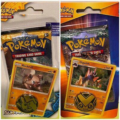 6x Blisters! Pokemon Single Promo Blister Bundle