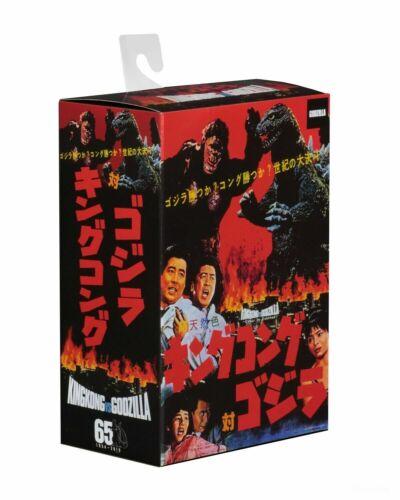 NECA Godzilla 1962 Godzilla Action Figure