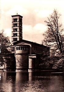 Potsdam-Sanssouci-Friedenskirche-Ansichtskarte