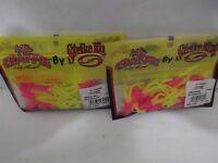 2 Pks Strike King Mr Crappie Soft Bait Fishing Lure 2 Joker Hot Chicken