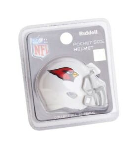 7aec2f4a Details about NFL Arizona Cardinals Helmet Riddell Pocket Pro SPEED Style  Mini Team Helmet