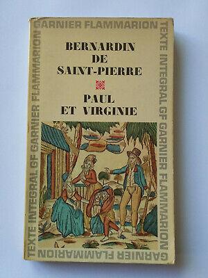 Livre Jean de Bonnot Paul Virginie Napoléon