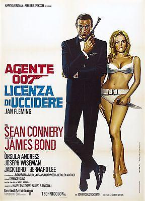 Moonraker James Bond 007 Vintage Movie Poster A1 A3 A4 Sizes A2