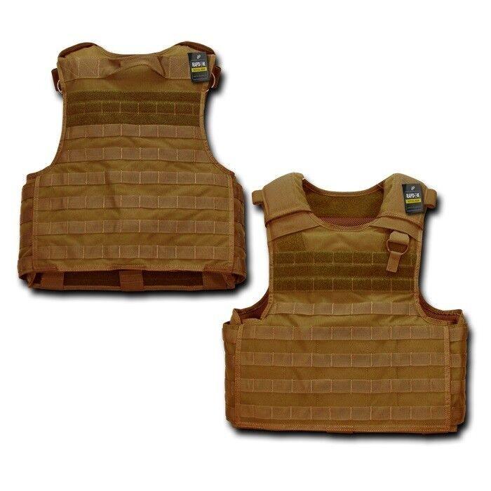 Coyote taktiska Plats Bärare Modular Operator MOLLE Militära Polisens SWAT Vest