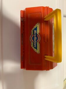 Vintage Micro Machines Super City Tool Box Toy w/Box Barn ...