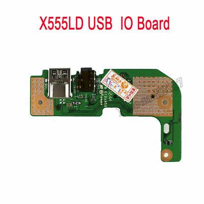 For Asus R505C K56CB K56C K56CA K56CM USB Audio IO Board  60-NUHUS1000-C01