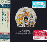 Queen - A Day At The Races Japan Stereo SHM SACD Neu/OVP