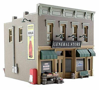 WOODLAND SCENICS HO SCALE LUBENER'S GENERAL STORE   BN   5021