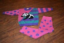 F1- Brights Creek Panda Outfit Size Medium