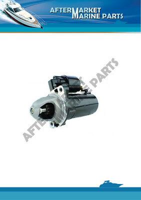 Starter for Volvo Penta 2001 2003 AQ145 2002 AQ151 replaces: 834339 873549