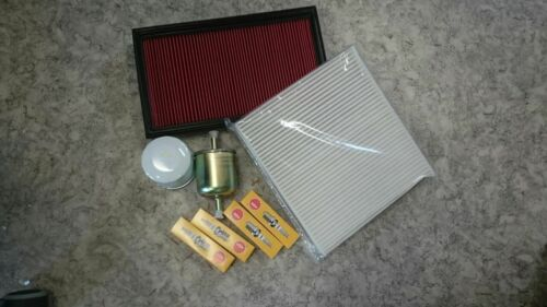 Inspektionspaket Filter Nissan Almera N16 1,8 84KW 2000