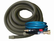 Carpet Cleaning Vacuum Solution Wand Hoses With Cuffs And Quick Disconnect
