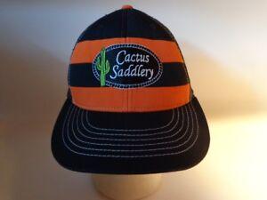 1a7164677f1 CACTUS SADDLERY CAP HAT - MESH BACK - FARM   RANCH - WESTERN WEAR