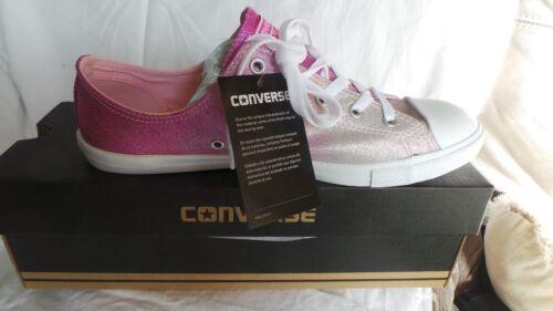 In Converse Ox Dainty taglia Box 40 New Magenta Star ginnastica Eu da 6 Scarpe All EBdEZ