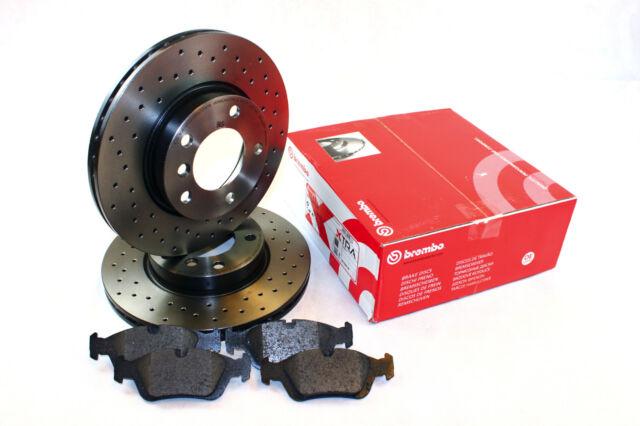 Bremsscheiben Bremsbeläge für Bmw E36 E46 Z3 Z4 Ø286mm vorne Vorderachse Bremse