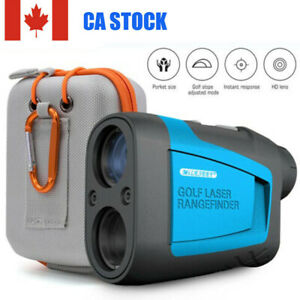 Golf Hunting Rangefinder, Laser Range Finder for Hunting with Ranging and Speed