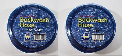 "JED Pool 1-1//2/""X50/' Backwash Hose"