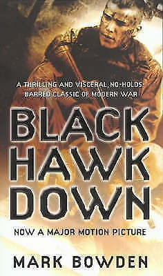 1 of 1 - Black Hawk Down by Mark Bowden (Paperback, 2000)