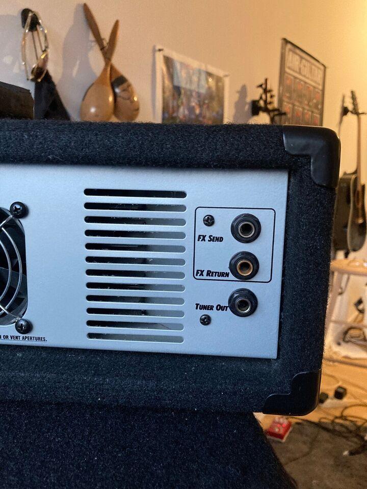 Bass Stack, forstærker og højttalere , Laney RB9