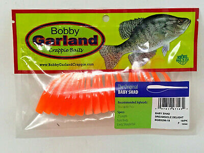 Bobby Garland BS296-18 Baby Shad NEW