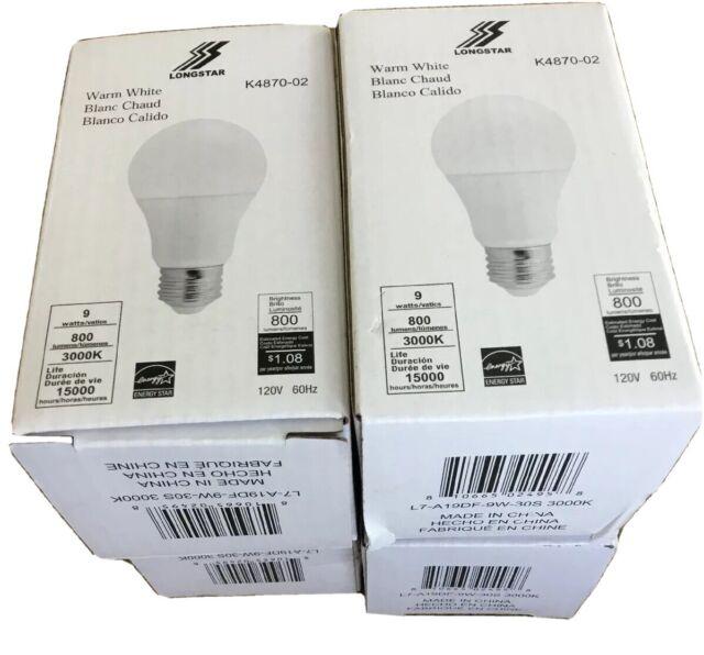 Ceiling Fan Replacement Light Bulbs