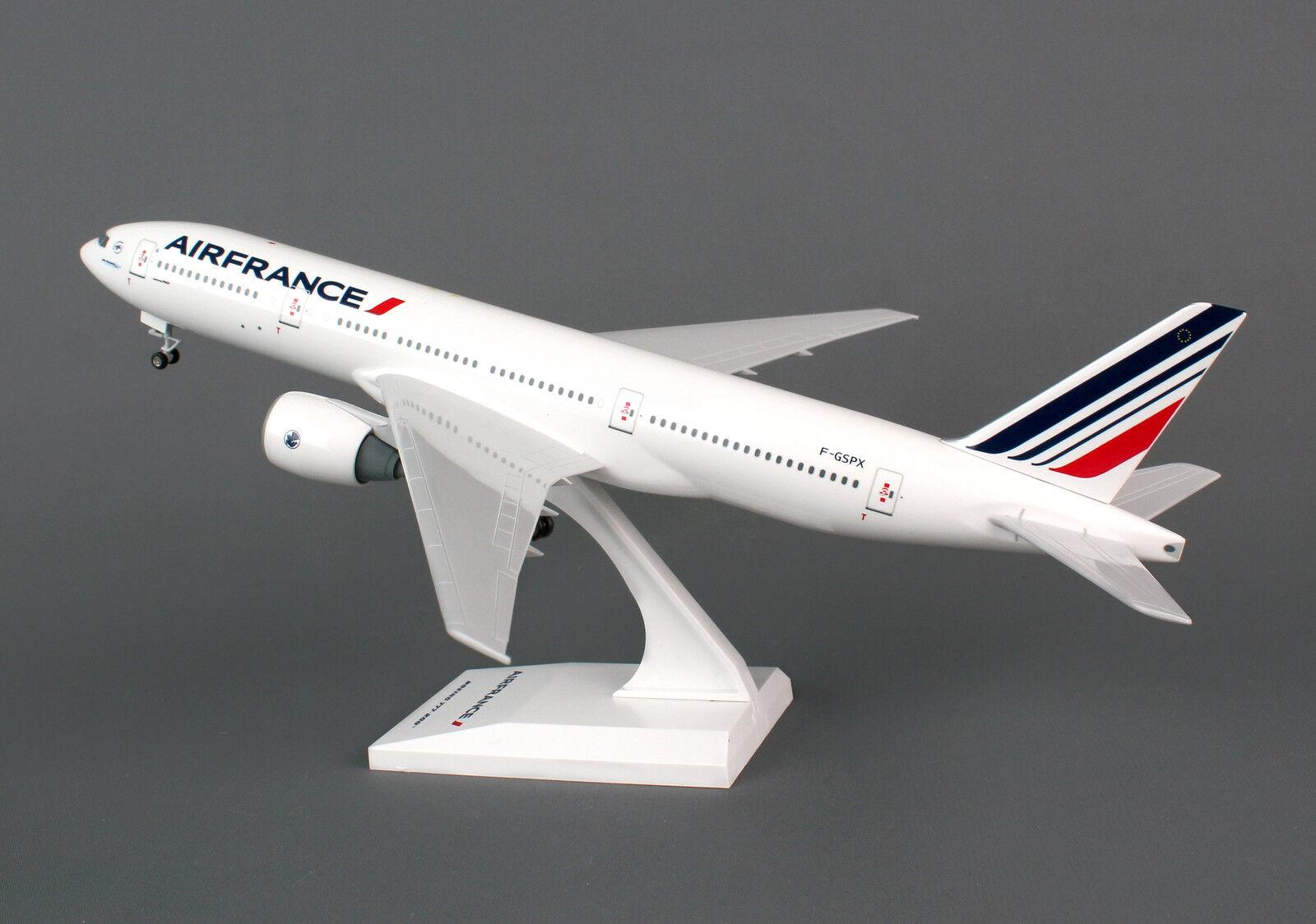 SkyMarks Air France Boeing 777-200 SKR781 1 200, REGF-GSPX w w w Gear, New 453b65