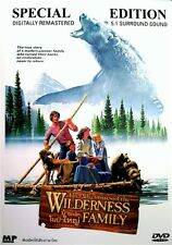 The Adventures of the Wilderness Family Trilogy Boxset 3 disc