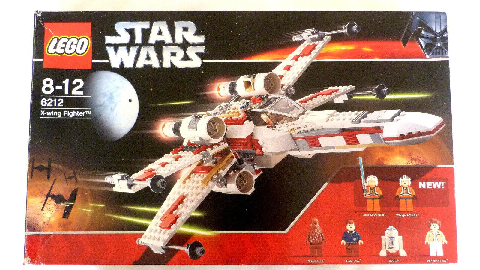 LEGO STAR WARS - X Wing Fighter Ref. 6212