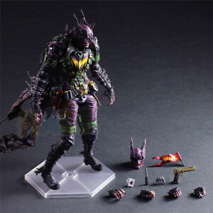 DC-Comics-Play-Arts-Kai-Batman-Rogues-Gallery-Joker-26cm-Action-Figur-Modell-Spielzeug