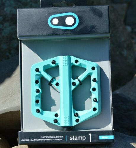 Crankbrothers STAMP 1 MTB flatpedale ersatzpins diverses couleurs Small 37-43