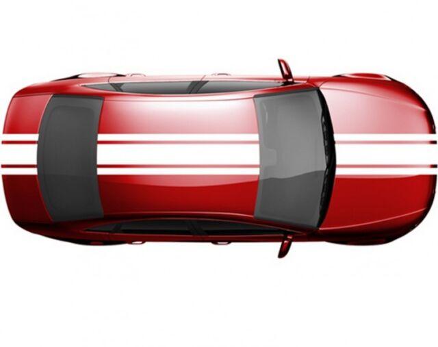 Viperstreifen 14 x 200 cm Rallystreifen Rennstreifen Autoaufkleber Viper 2N004