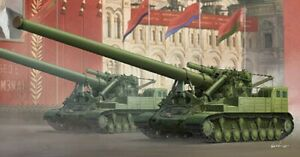 Trumpeter-1-35-Soviet-2A3-Kondensator-2P-Self-Propelled-Howitzer-09529
