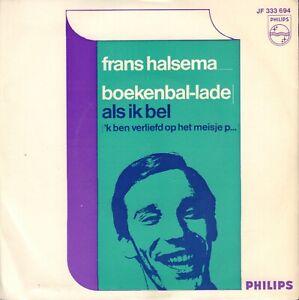 FRANS-HALSEMA-Boekenbal-Lade-1967-VINYL-SINGLE-7-034