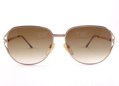 Competente Occhiale Da Sole Florence Unisex Modello 3083 Colore Oro/blu