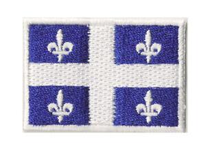 Ecusson-petit-patch-patche-thermocollant-Quebec-Quebec-45x30-mm