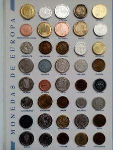 Colección Exclusiva 40 Monedas de Europa |Exclusive Collection European Coins
