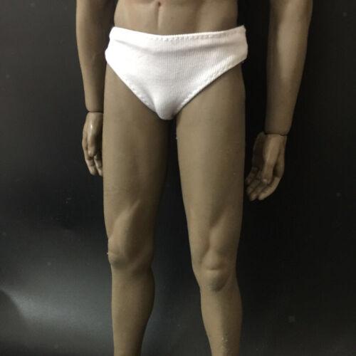1//6 Briefs Underwear Accessories for HT//PH//SS//DID//DML//TC 12 inch Male Body