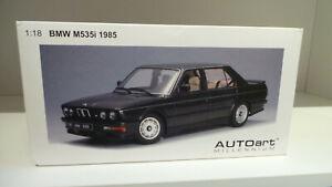 Autoart-bmw-e28-m535i-negro-1-18-nuevo-embalaje-original-alpina-llantas-art-75162