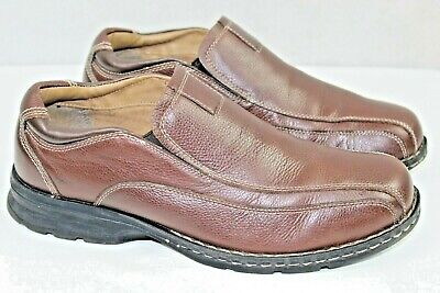 bass brand mens dress or casual shoes size 115 wide