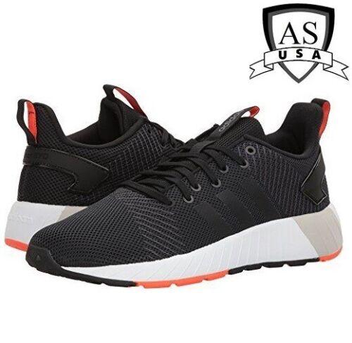 Adidas Hombres Running talla Black Questar Sneakers Db1567 8 Byd rYwrnf
