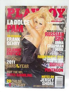 Playboy Magazine January 2011(Holiday Anniversary Issue (Pam) - brand new