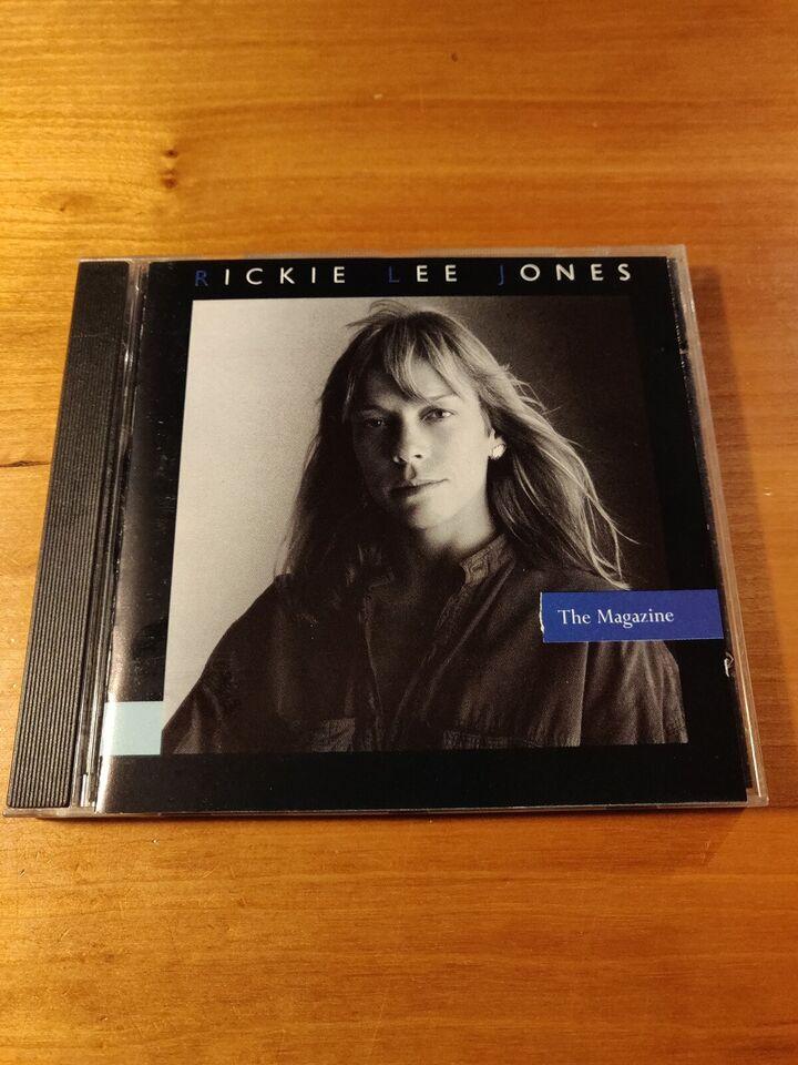 Rickie Lee Jones: The Magazine, rock