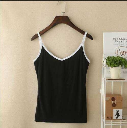 Black White Shirt Tees Tops Cartoon Printed Girls Shirt Summer Women T-shirt