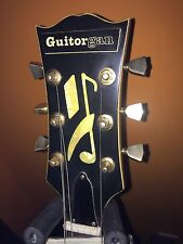 Guitorgan With Gibson Strings Barney Trini    .. Musicsonics