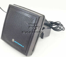 Motorola Mobile Radio External 13 Watt Speaker Gm300 Xtl1500 Xtl2500 Xtl5000 B